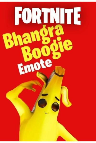 Fortnite - Bhangra Boogie Emote Dans Efekti PC - Dijital Kod