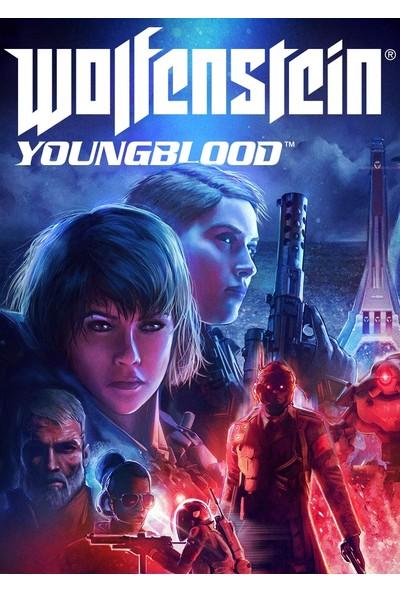 Wolfenstein Youngblood - PC Bethesda Dijital Oyun