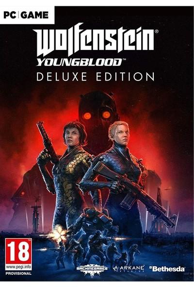 Wolfenstein Youngblood - Deluxe Edition PC Bethesda Dijital Oyun