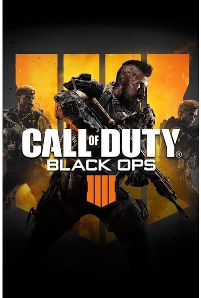 Call Of Duty (Cod) Black Ops 4 Eu - PC Blizzard Dijital Oyun
