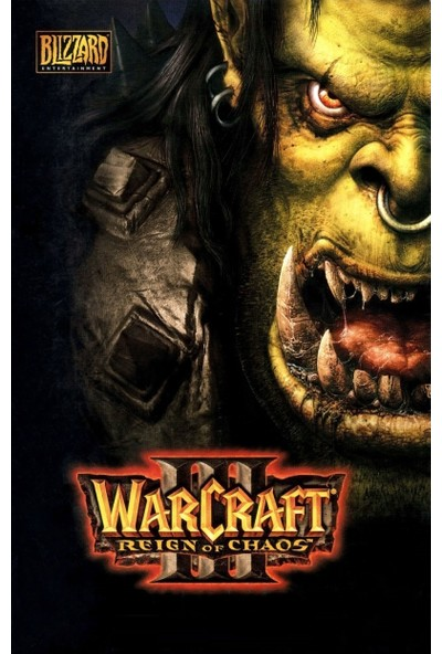 Warcraft 3: Reign Of Chaos - PC Blizzard Dijital Oyun