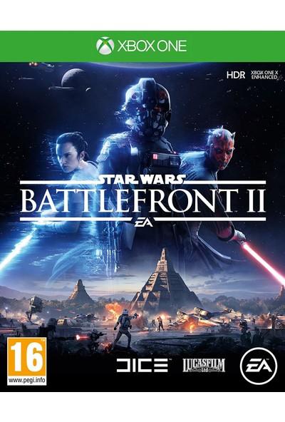 Star Wars: BatTLefront II (2) Xbox One Dijital Oyun