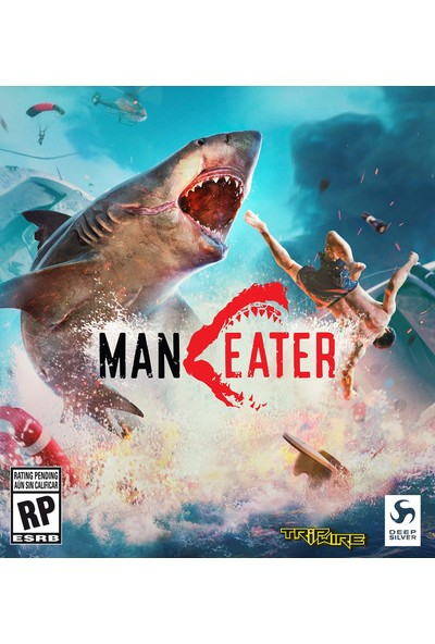Maneater - PC Dijital Oyun