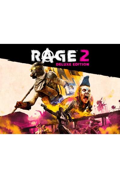 Rage 2 - Deluxe Edition PC Bethesda Dijital Oyun