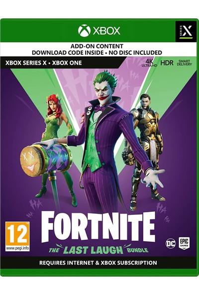 Fortnite - Last Laugh Bundle Xbox Dijital Oyun