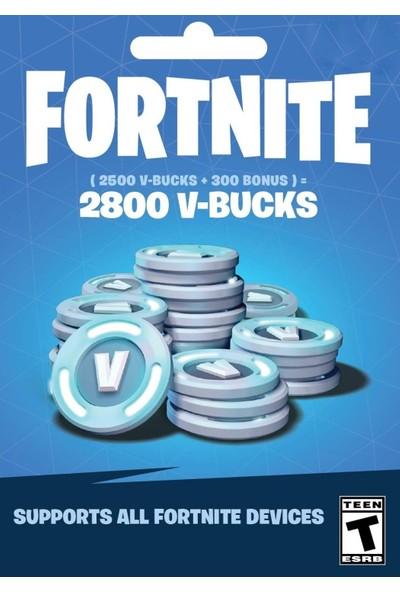 Fortnite 2800 V-Bucks Epic Games - PC Dijital Kod
