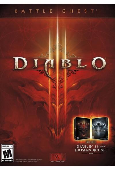 Diablo 3 BatTLe Chest - PC Blizzard Dijital Oyun