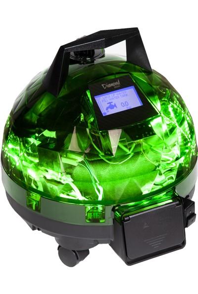 Unitekno Digital 2600 9 Bar Buharlı Temizlik Makinesi