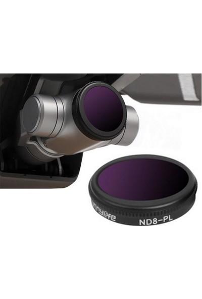 Djı Mavic 2 Zoom Kamera Lens Filtre ND8PL Nötr Yoğunluk Polarize