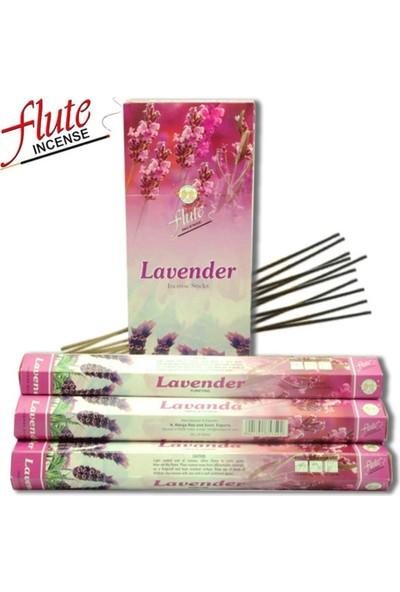 Flute Lavanta Tütsü 1 Kutu 6 x 20 Adet