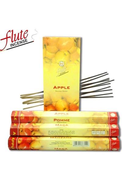 Flute Elma Tütsü 1 Kutu 6 x 20 Adet