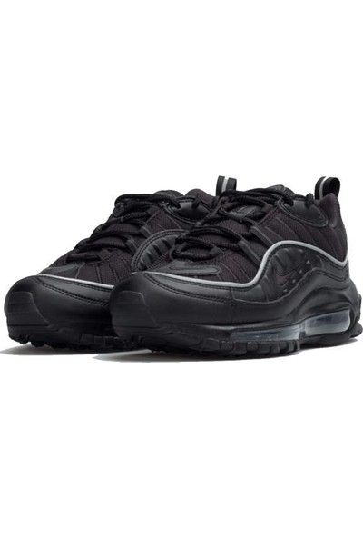 Nike Air Max 98 AH6799-004 Kadın Spor Ayakkabı Siyah 36