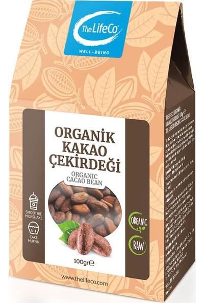 The Lifeco Organik Kakao Çekirdeği 100 gr