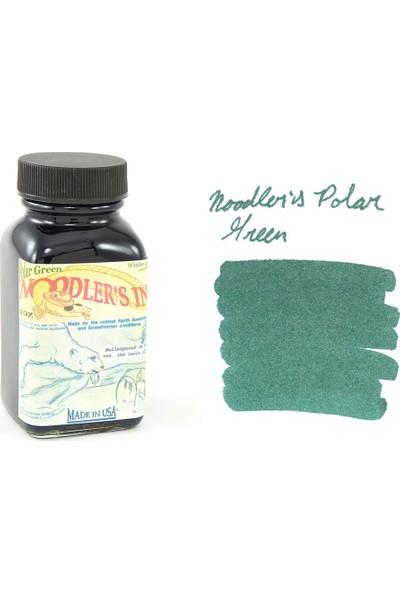 Noodlers Şişe Mürekkep Eternal Polar Green 3oz 19210