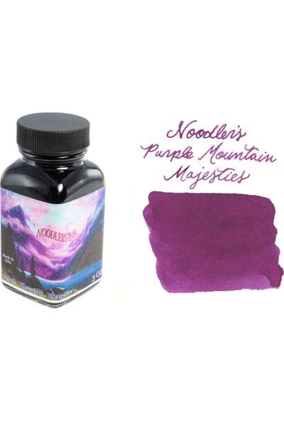 Noodlers Şişe Mürekkep Purple Mountain Majesty 19099