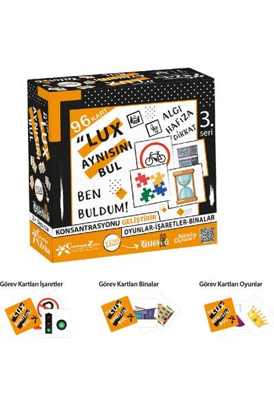 Çekirdek Zeka Aynısını Bul - Oyunlar - Işaretler - Binalar 3. Seri