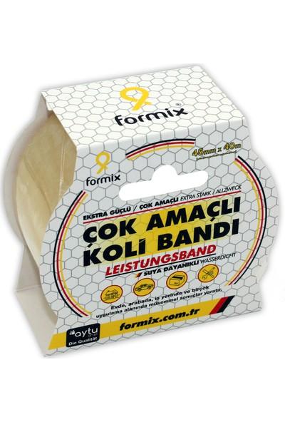 For mix Koli Bantı 45 mm x 40 mt Tekli