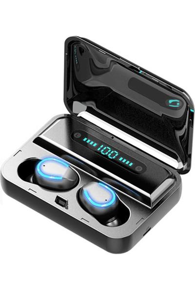 Buyfun F9 Ture Kablosuz Stereo Bt5.0 Kulaklık Cvc8.0 (Yurt Dışından)