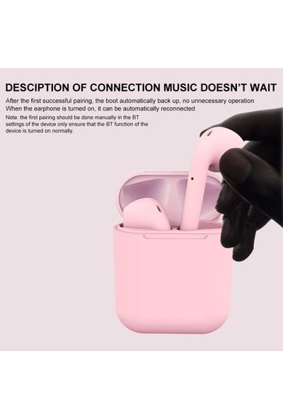 Auvc Inpods 12 Bt5.0 Tws Kablosuz Kulak İçi Stereo (Yurt Dışından)