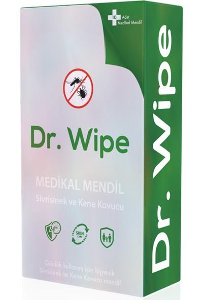 Dr. Wipe Dr.wıpe Medikal Mendil Sivrisinek ve Kene Kovucu