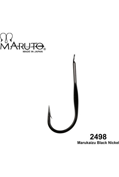 Maruto 2498 Bn (Black Nickel) Iğne