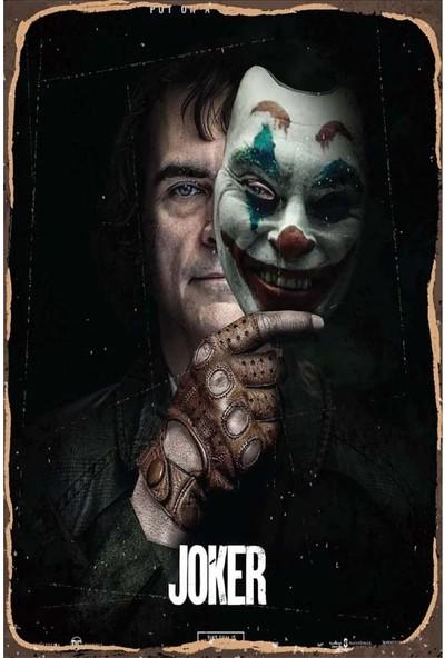 Marple's Joker 35x50 Rustik Poster 4