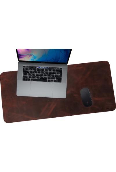 Lapt Deri Bilgisayar Matı