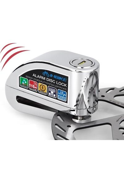Locks Motosiklet Alarmlı Disk Kilidi