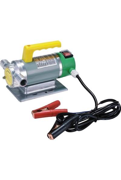 Mitacan MTTP40B24 Paslanmaz Yakıt Tranfser Pompası 24V