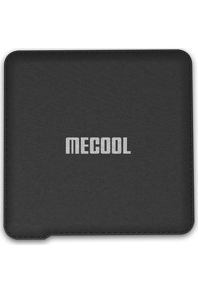 Mecool Km1 Tv Kutusu Deluxe 4 GB + 32 GB S905X3 Dört (Yurt Dışından)