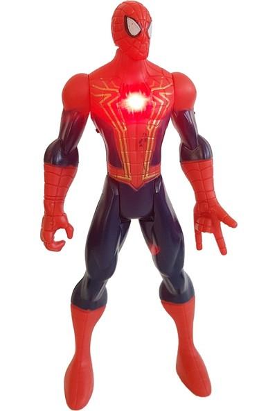 Medska Marvel Kahramanlar Örümcek Adam Thanos Thor 3'lü Set