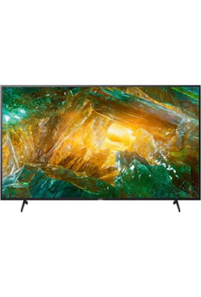 """Sony KD-65XH8096 65"""" 165 Ekran Uydu Alıcılı 4K Smart LED Tv"""