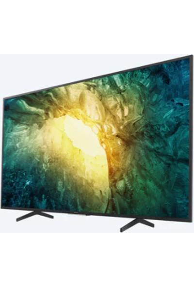 """Sony KD-65X7055 65"""" 165 Ekran Uydu Alıcılı 4K Smart LED Tv"""