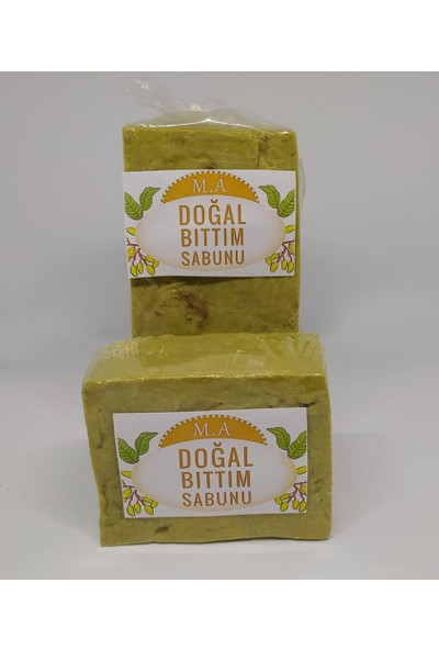 M.A Doğal Bıttım Sabunu Bıttım Sabunu El Yapımı (1.kalite) 500 gr
