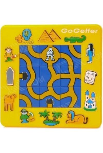 Yeni Sepetim Go Getter Mummy Myster - HED43