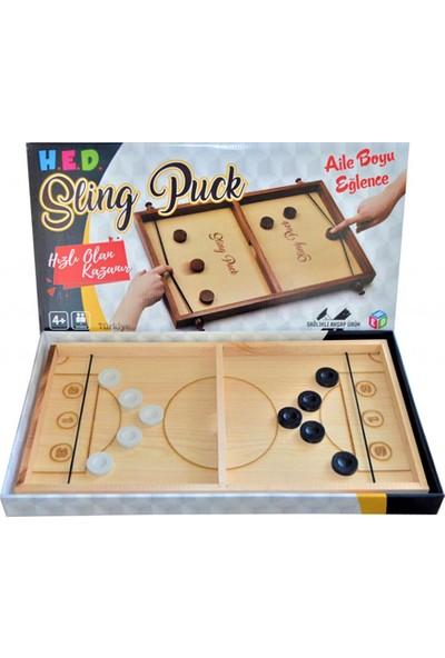 Sling Puck Aile Oyunu