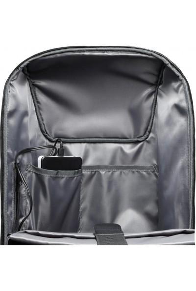 Mark Ryden Laptop - Notebook Sırt Çantası 9116 Siyah (Usb Sarj Portlu)