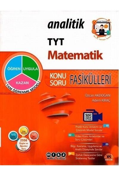 Merkez Yayınları Tyt Matematik Analitik Konu Soru Fasikülleri - Adem Kıraç