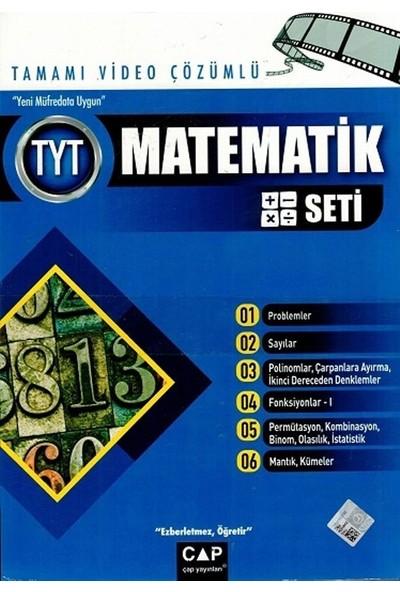 Çap Yayınları TYT Matematik Seti Tamamı Video Çözümlü