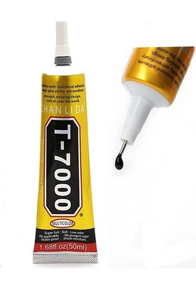 Zhanlida T7000 50 ml Çok Amaçlı Tamir Onarım Yapıştırıcısı Siyah