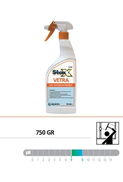 Stox Vetra G-202 Cam Temızleme Maddesı 750 gr