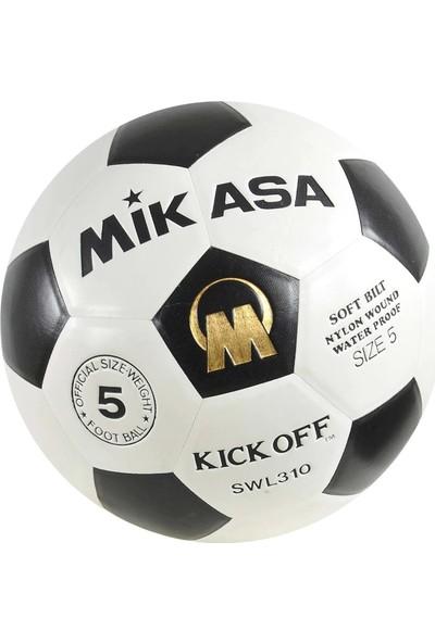Mikasa SWL310 Sentetik Deri Futbol Topu TOPFTBNNN015