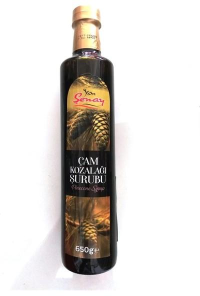 Kon Şenay Çam Kozalağı Şurubu 650 gr