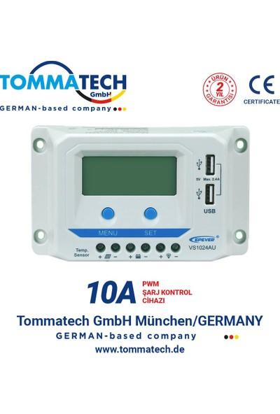 Tommatech 10A Pwm Şarj Kontrol Cihazı