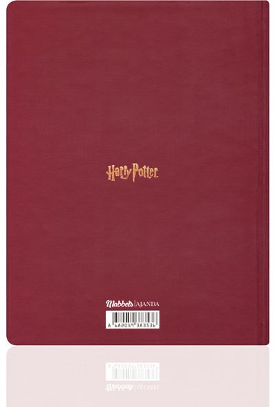 Mabbels Harry Potter Ajanda 14 x 19.5 cm