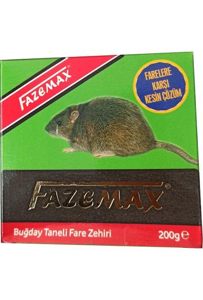 Fazemax Buğday Taneli Fare Zehiri 200 gr