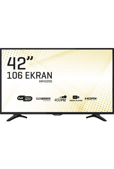 "Nordmende NM42200 42"" 106 Ekran Uydu Alıcılı Full HD LED TV"