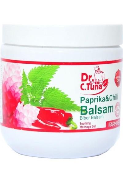 Farmasi Dr.c.tuna Çift Etkili Biberli Masaj Jeli 500 ml