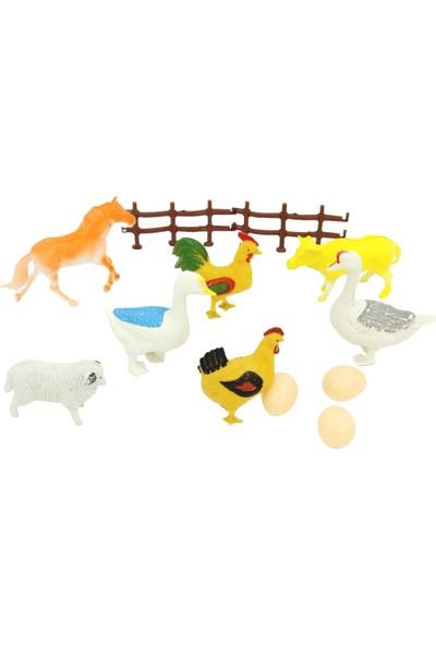 Canem Kartela Çiftlik Hayvanları Seti