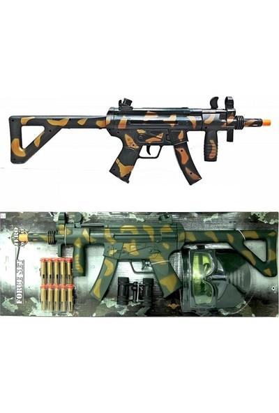 Sunman Military Mp5 Seti Makineli Tüfek